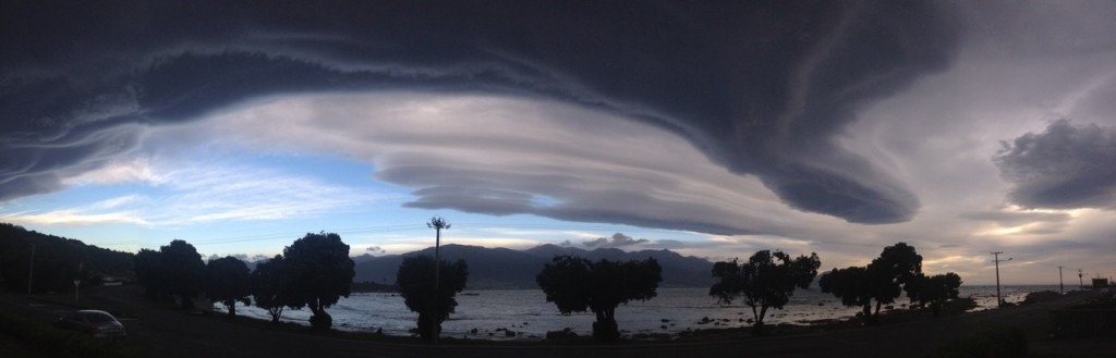 Kaikoura Cloud Formation