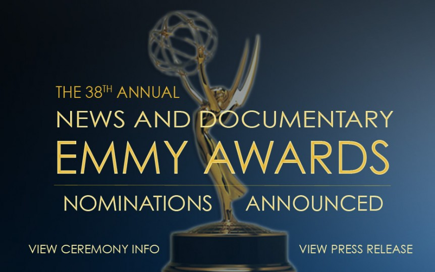 Emmy Nominations Banner